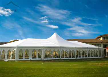 Cina Flexible And Luxurious Euro Mixed Wedding Marquees For Outdoor Events pemasok