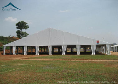 Cina Customized Exhibition Tents European Style , Aluminum Structure Canopy For Business Distributor