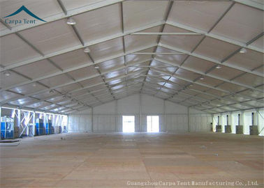 Cina Innovative And Removable Big Exhibition Tents And Marquees For Prestigious Trade Fairs And Public Fairs Distributor